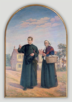Mama Margaret & Don Bosco